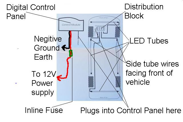 Rc Led Light Wiring Diagram Wiring Schematic Diagram