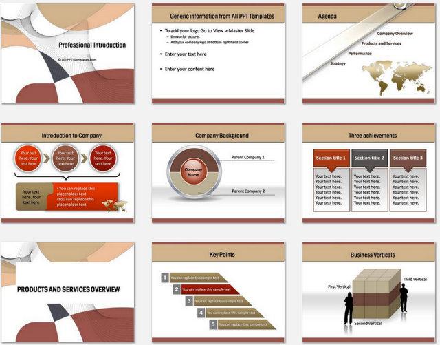 Professional PowerPoint Templates amp Slides SlideModelcom