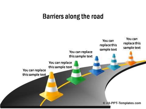 PowerPoint Roadmap Templates - roadmap powerpoint template