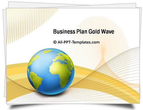 Templates for PowerPoint Business Plans