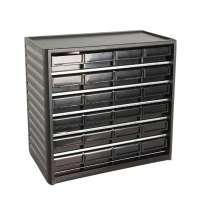 ESD-Safe Treston Small Parts Storage Cabinet, 24 Drawers ...