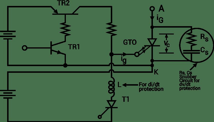 mos controlled thyristor mct