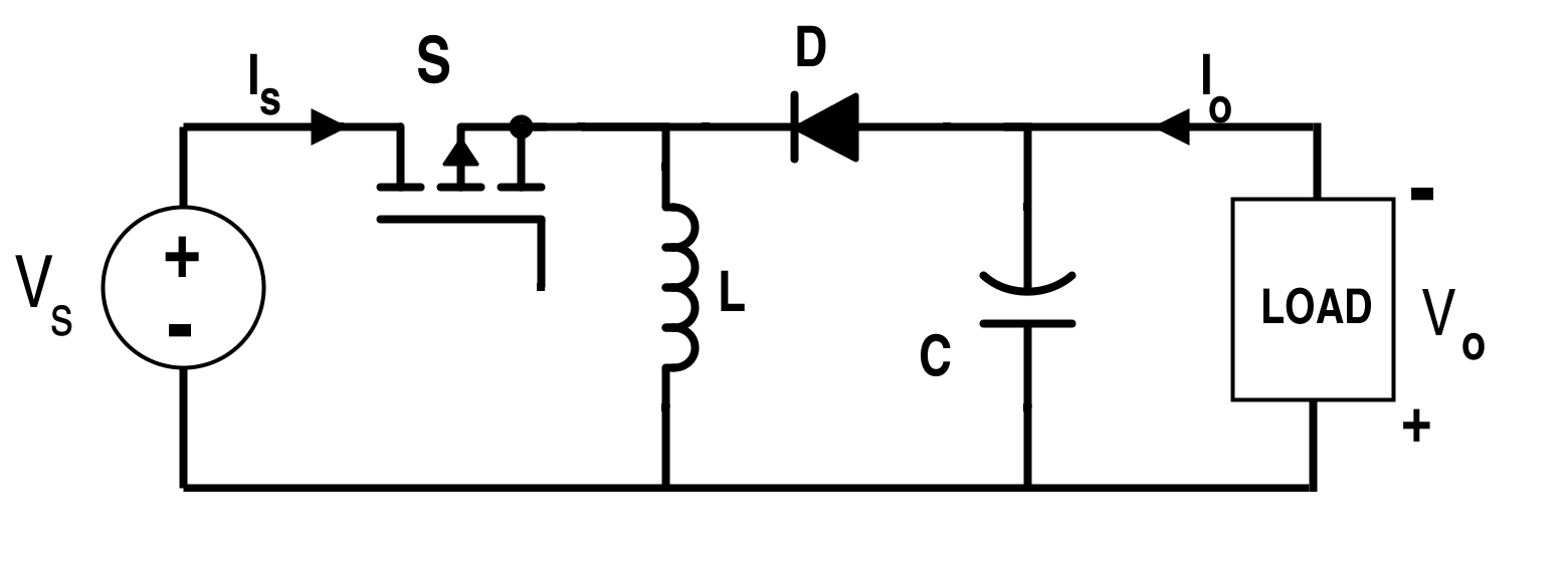 boost circuit design