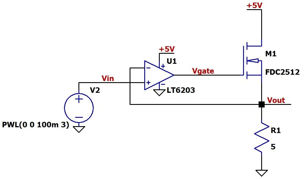 higher output current for op amp