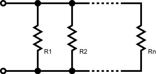 parallel circuit diagram parallel circuit diagram series parallel