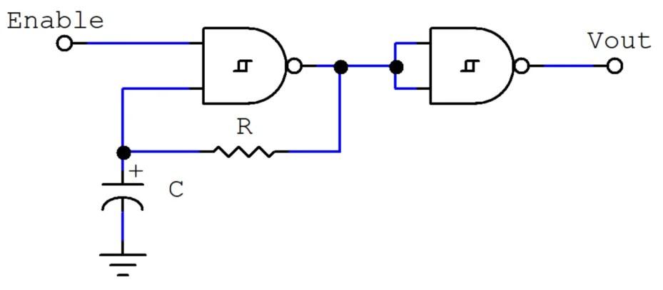 How to Design Schmitt Trigger Oscillators