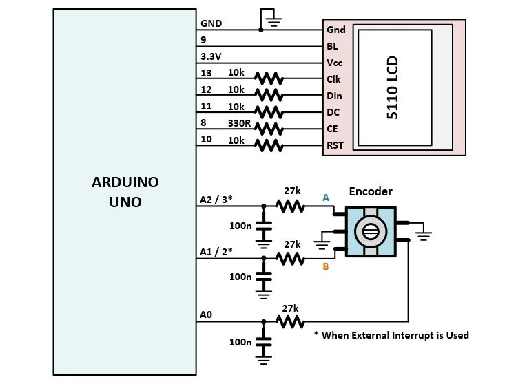 block diagram arduino nano