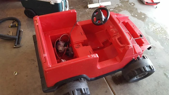 Upgrade Your Power Wheels with Motor Control Basics