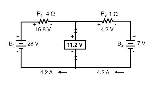 Thevenin\u0027s Theorem DC Network Analysis Electronics Textbook