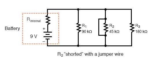 analysis of combination series parallel circuits with resistors