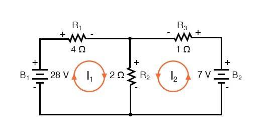 direct current circuit equations