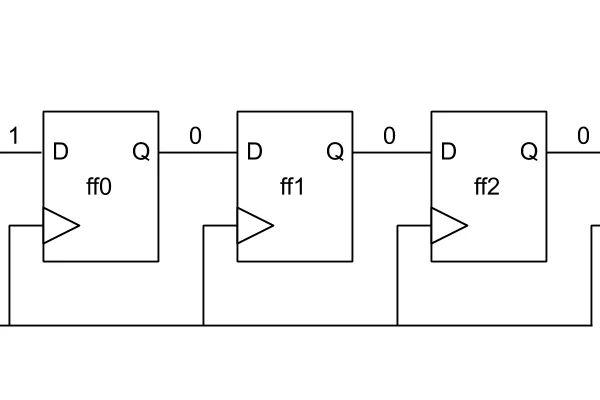 shift registers digital circuits worksheets