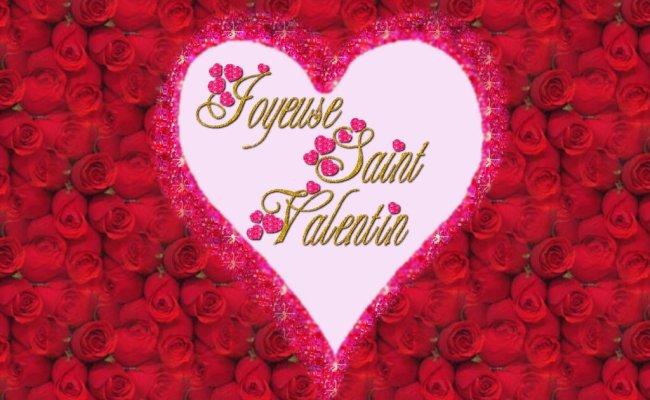 Imagenes Gratis Joyeuse Saint Valentin Coeur