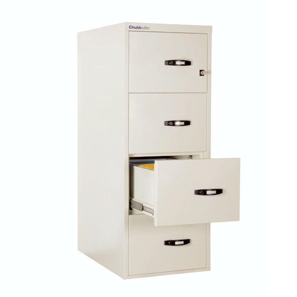 Profile NT Fireproof Filing Cabinet 2HR 4DR