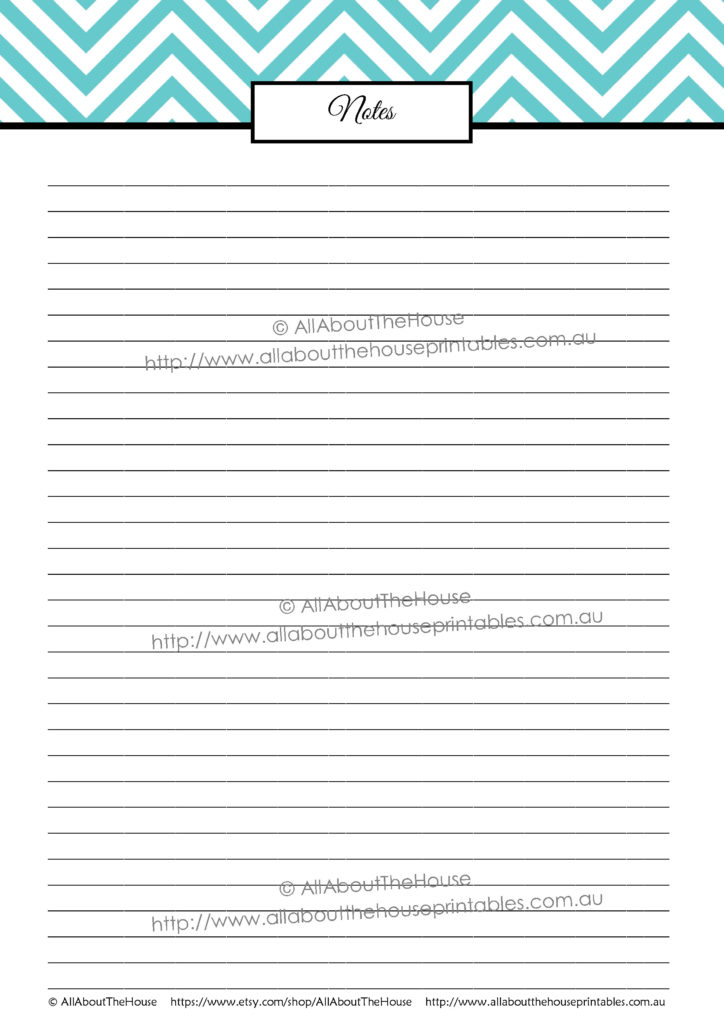 Printable Writing Paper Template Free Printable Stationery - note paper template