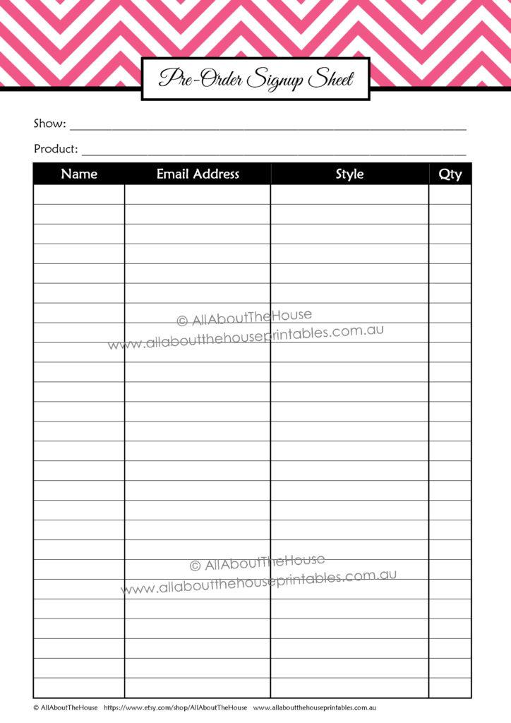 Team Sign Up SheetSample School Sign In Sheet Sample School Sign In