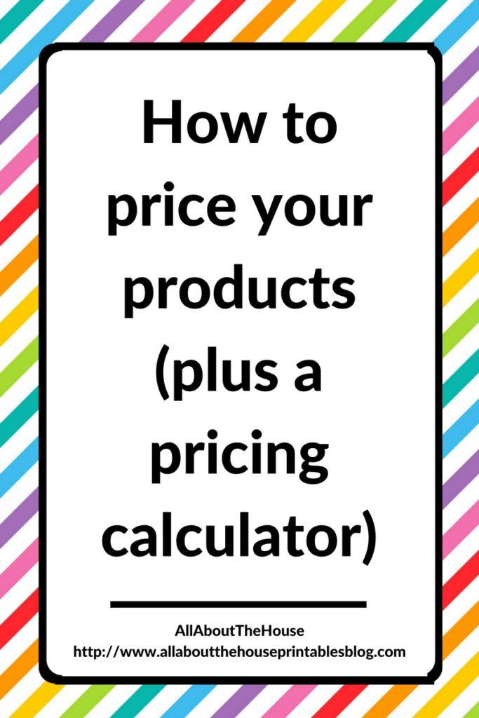 Product Pricing Calculator kicksneakers - product pricing calculator