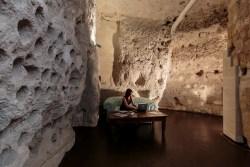suite in grotta