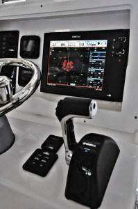 Simrad NSS 8 Sport Multi Function Display