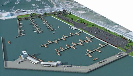 Pass Christian Harbor
