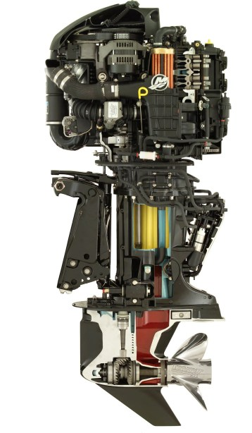 Modern outboard are complex engines that require care and maintenance.
