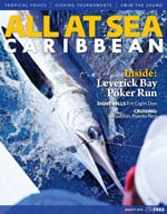 All At Sea - The Caribbean's Waterfront Magazine - August 2014