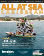All At Sea - The Caribbean's Waterfront Magazine - August 2015