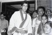 Amazing Fan Of Amitabh Bachchan