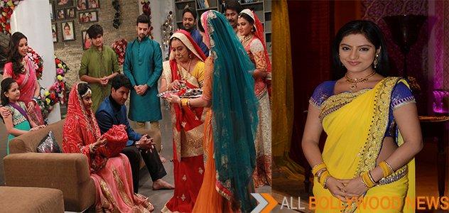 Deepika Gains Weight For Pregnancy Sequence in Diya Aur Baati Hum