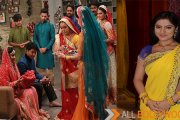 Deepika Gains Weight For Pregnancy Sequence in Diya Aur Baati Hum