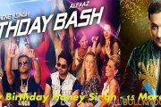 Happy Birthday Yo Yo Honey Singh