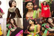 Sunny Leone looked Beautiful in Indian Culture Dress