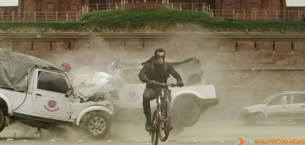 Sajid Nadiadwala's KICK gets nominated at the 'Taurus World Stunt Awards