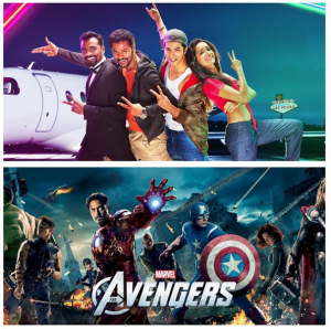 ABCD2 and Avengers Age Of Ultron