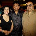 madhushree,robby badal & rajkumar santoshi