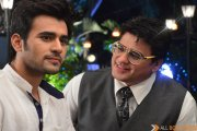 Ayub Khan uses his personal vintage glasses for his character