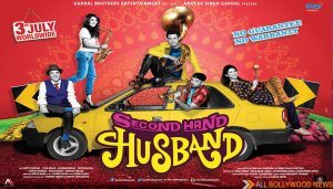 Desi Rockstar meets Daddy's Girl in Second Hand Husband