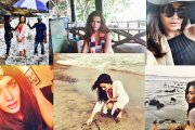 PFA pictures of Amy Jackson's Goa diaries.