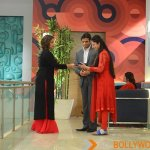 Vidya Balan shoots a special integration with Divyanka Tripathi and Karan Patel