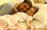 Naisha Khanna at the age of six is set to debut as Akshay Kumar and Jacqueline Fernandez's daughter in Brothers