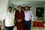 Vinod Khanna to play Buddha in Amrapali