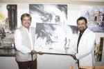 suraj laheru and Director Anees Bazmee