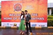 Sooraj-Athiya At pro kapadi match in Pune