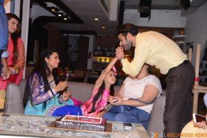 Ruhaanika Dhawan brings in her real birthday with Ishima (11)