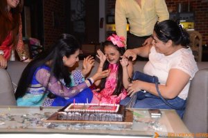 Ruhaanika Dhawan brings in her real birthday with Ishima (14)