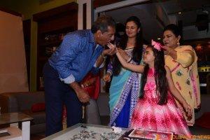 Ruhaanika Dhawan brings in her real birthday with Ishima (19)