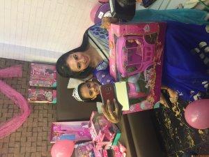 Ruhaanika Dhawan brings in her real birthday with Ishima (3)