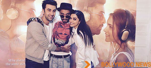 Ranveer Singh excited to watch Ranbir – Deepika's Tamasha