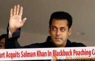 Salman Khan For Being Acquitted In The Blackbuck Poaching Case