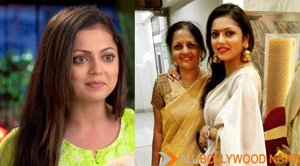 Drashti Dhami Is Upset